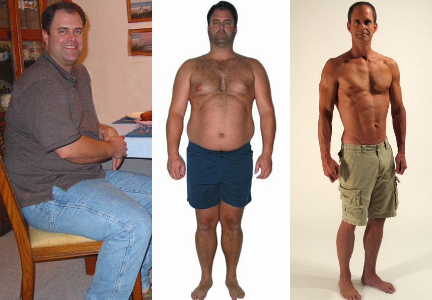 Ron Blouch from Fat to bodybuilder lean via the Slow Carb Diet